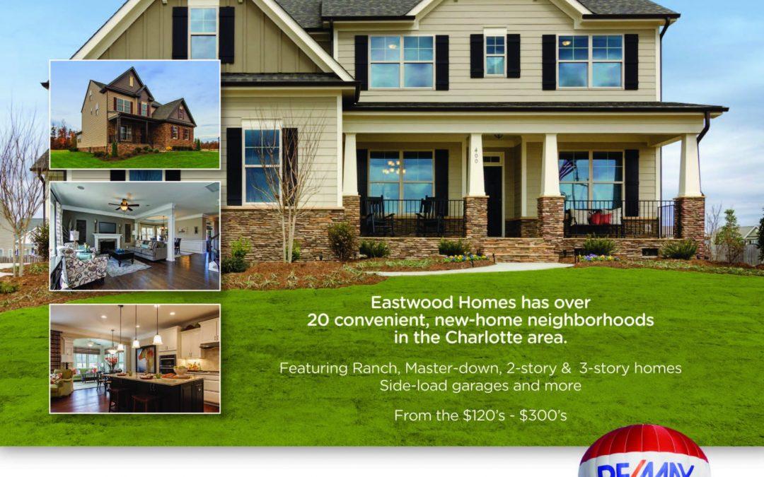 Eastwood Homes Has 20 Communities