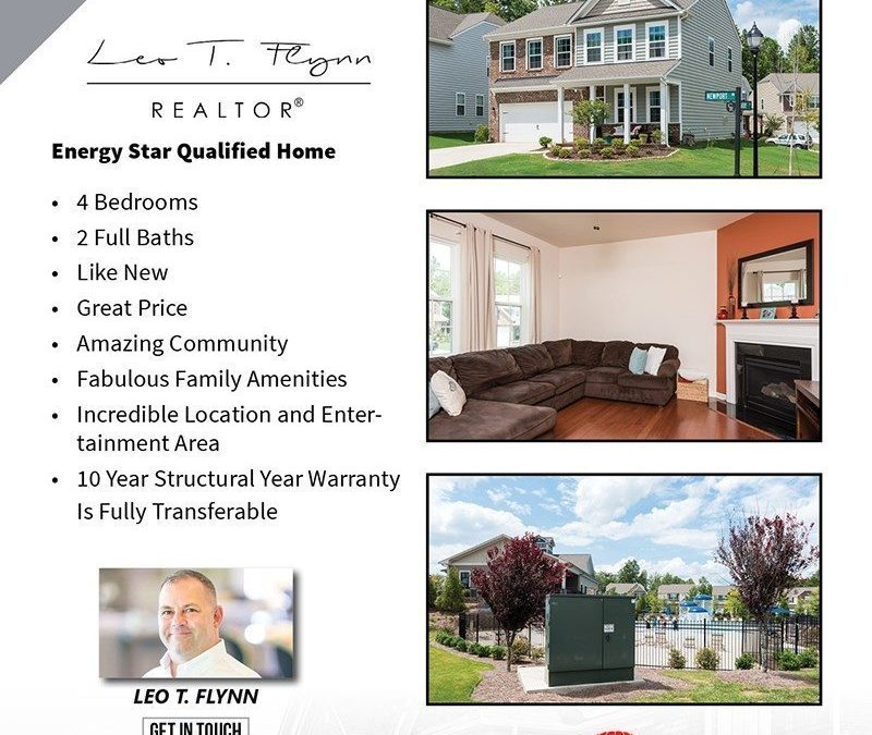JUST LISTED!  2147 Newport Drive @ $250,000